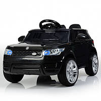 Детский электромобиль Машина «Land Rover» M 3402EBLR-2 Черный
