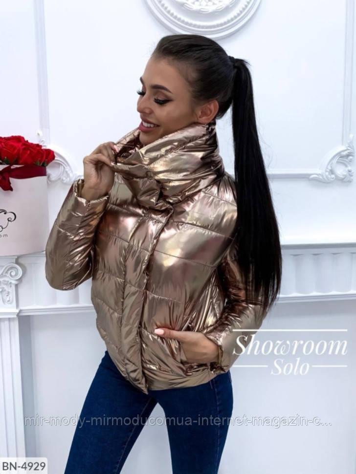 Куртка зимняя молодежная BN-4929 размер S-M:M-L, 075532