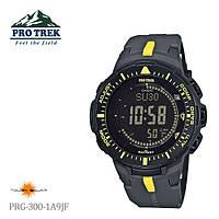Мужские часы CASIO PRO TREK PRG-300-1A9ER оригинал