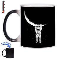 Чашка хамелеон Астронавт 330 мл