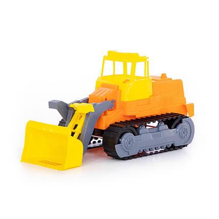 Гусеничный трактор-погрузчик, 7377, фото 2