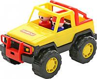 Джип игрушечный Сафари Полесье 36643