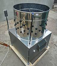 Перосъемная машина, с автоматическим поливом