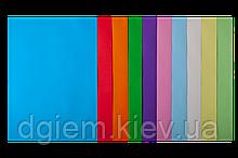 Бумага А4 цветная PASTEL+INTENSIVE 10цветов, 50л, 80г/м2