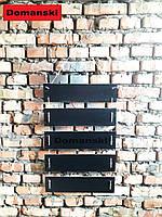Меловая доска. Грифельная доска на верёвочке. Информационная доска, настенная меловая панель.