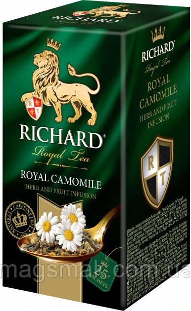 Чай Richard Royal Camomile пакетований, 25х2г