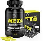 МЕТА - Комплекс для стройной фигуры (appetite control + metabolizer formula), фото 4