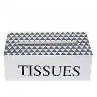 "Бокс для салфеток ""Tissues"" PR271"