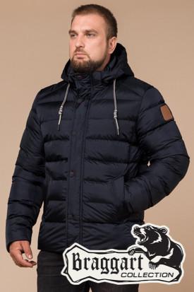 Мужская стильная зимняя куртка (р. 46-56) арт. 46215F
