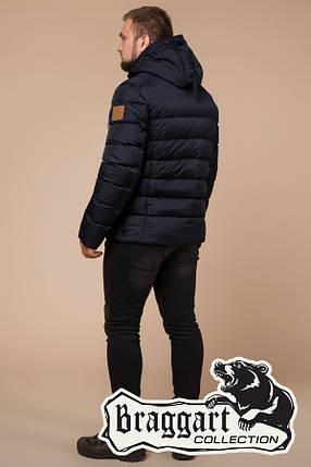 Мужская стильная зимняя куртка (р. 46-56) арт. 46215F, фото 2