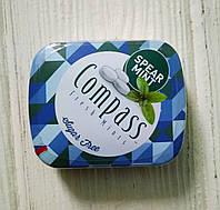 Мятные леденцы Compass Spear Mint 20g (Австрия)