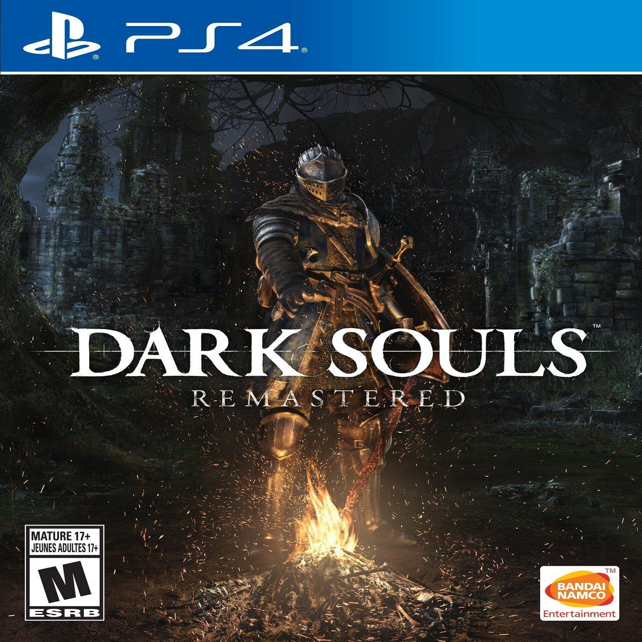 Dark Souls Remastered RUS PS4
