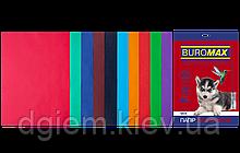 Папір А4 кольорова DARK+INTENSIVE 10цветов, 50л, 80г/м2