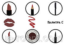 Косметический набор Huda Beauty Special Equipment 5 in1 Waterproof, фото 3