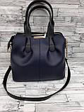 Стильна Жіноча сумка з еко-шкіри. В кольорах., фото 8