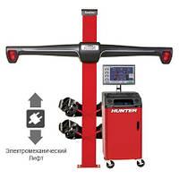 3D-Стенд для регулировки развала-схождения WA330E+HE421LZ3E, 4-х камерный с электромеханическим лифтом,