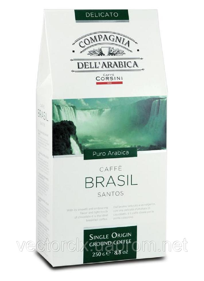 CAFFÈ BRASIL SANTOS - 250 G