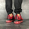 Кросівки чоловічі в стилі  Nike Air Max 720 червоні  ТОП якість, фото 4