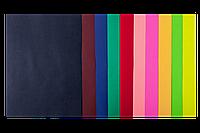 Бумага А4 цветная DARK+NEON 10цветов, 20л, 80г/м2