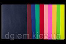 Папір А4 кольорова DARK+NEON 10цветов, 50л, 80г/м2