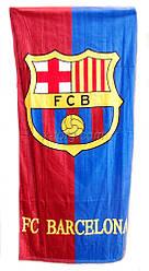 Пляжное полотенце Барселона (5 клубов)