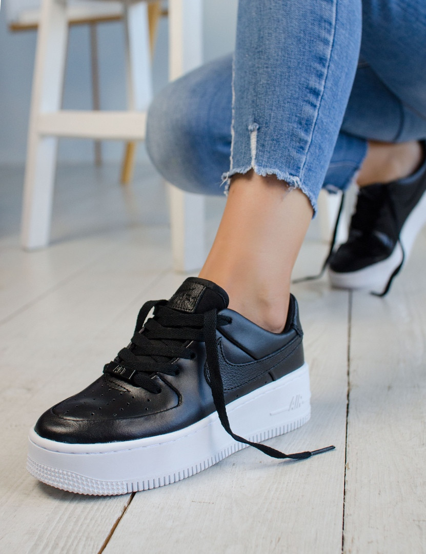 Женские кроссовки в стиле Nike Air Force (36, 37, 38, 39, 40 размеры)