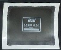 MRR–15, 90х75 мм. Радиальный пластырь для шин Ruzi, фото 1
