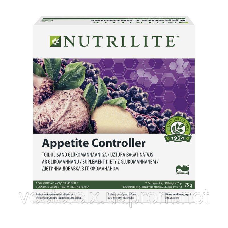 NUTRILITE™ Appetite Controller Диетическая добавка с глюкоманнаном