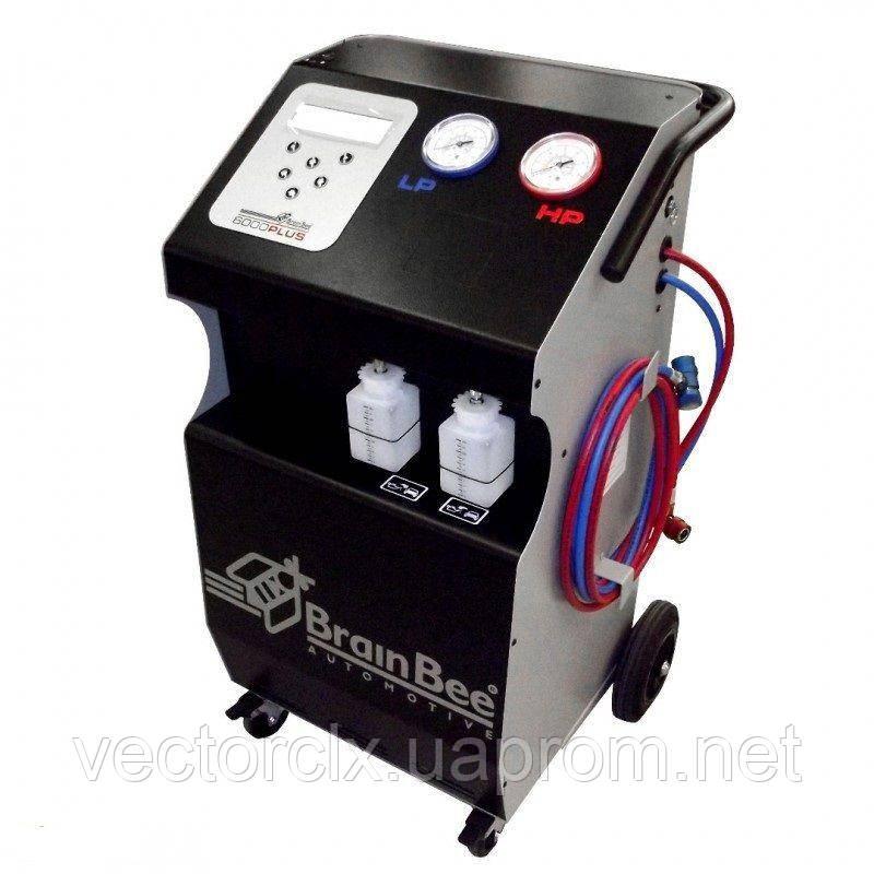 Автоматическая установка CLIMA 6000 Plus  для обслуживания кондиционеров