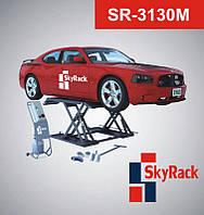 Автомобильный ножничный электрогидравлический подъемник (передвижной)  SR-3130M