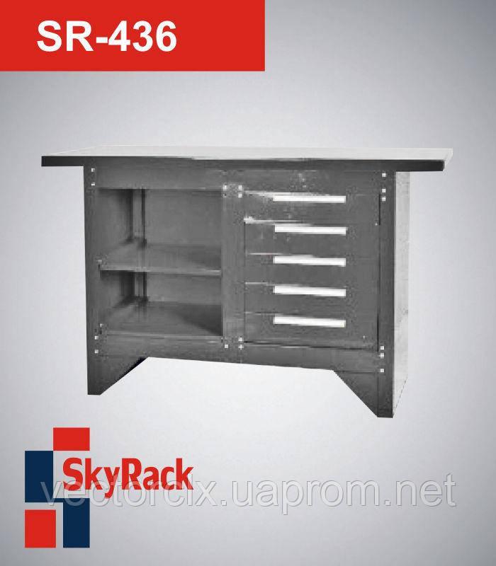 Верстак слесарный  SR-436