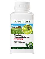 Витамин C, жевательные таблетки, NUTRILITE™ №100