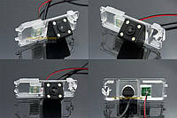 Камера заднего вида универсальная Volkswagen Polo (sedan) 2009+ Polo (hatchback) 2000-2010 цветная матрица CCD, фото 1