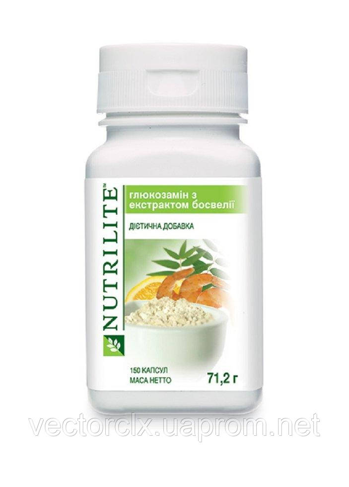 Глюкозамин с экстрактом босвеллии NUTRILITE™ №150
