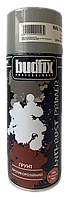 Акриловый грунт BUDFIX RAL 7040 аэрозольный универсальный противокаррозионный серый 400мл.