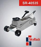 Домкрат гидравлический автомобильный  подкатной SR-40535  (3,5 т, 150\500 мм)