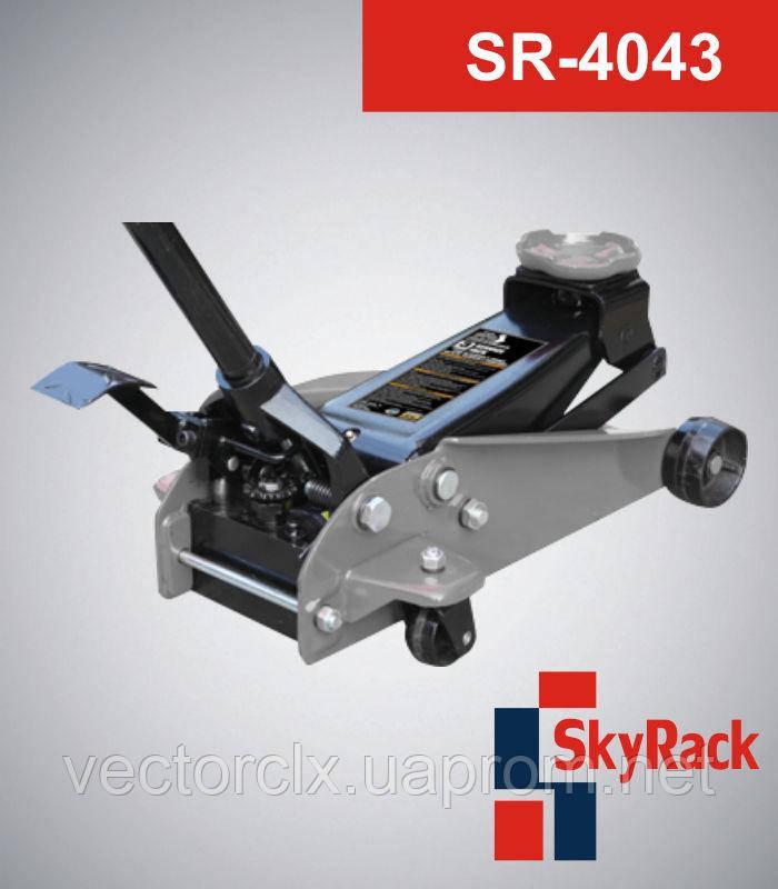 Домкрат гидравлический подкатной SR-4043