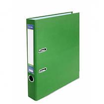 Папка-регистратор А4 5 см, зеленая Е39720*-04 (Украина)