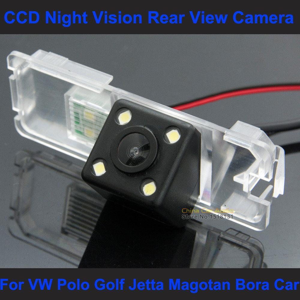 Камера заднего вида универсальная Passat CC, 4D 2006-2009 Variant, Golf Scirocco 2009 2010 цветная матрица CCD