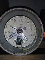 Манометр электроконтактный ЭКМ-1У (0-25), фото 1