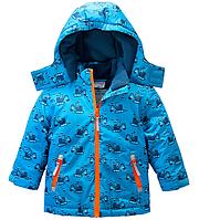Зимняя термокуртка Topolino для мальчика 80, 86 см, фото 1