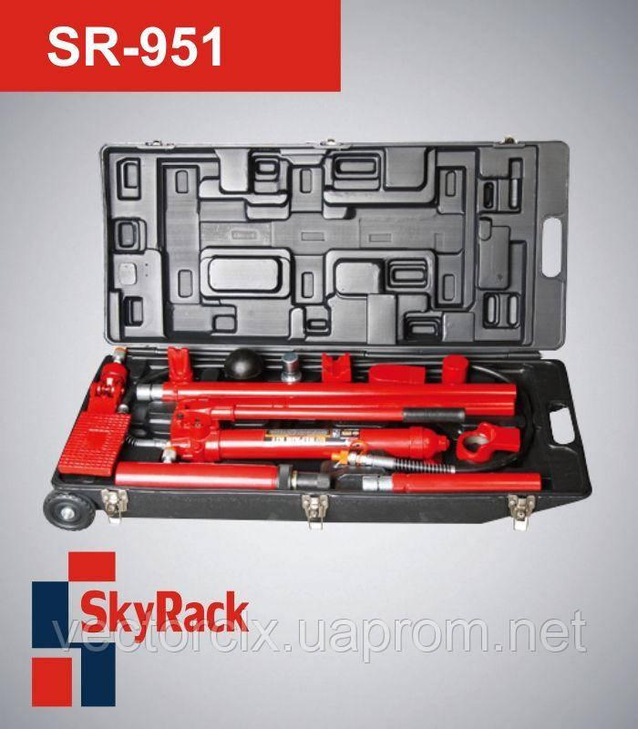 Комплект рихтовочный гидравлический  SR-951