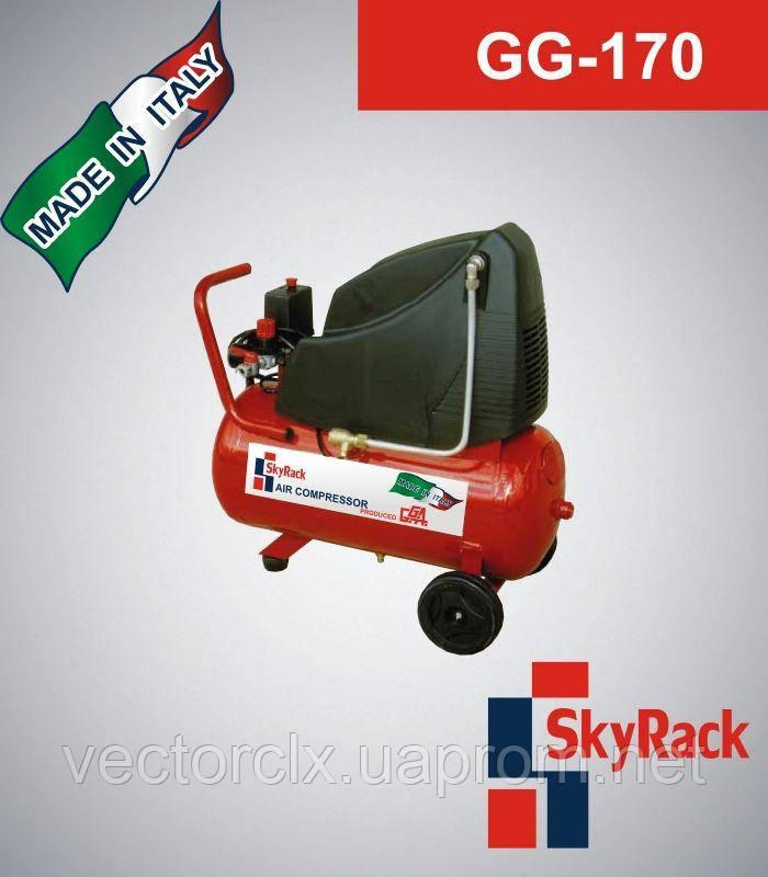 Компрессор поршневой GG 170  с прямым приводом