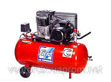 Компрессор поршневой с ременным приводом, Vрес=100л, 360л/мин, 220V, 2,2 кВт