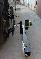 """Лазерный стенд """"развал-схождения""""  """"Вектор-СКВО-1м"""" для л\а - 1А (без площадок), фото 1"""