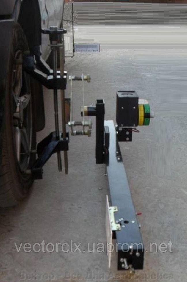 """Лазерный стенд развал-схождение  """"Вектор-СКВО-1м""""   +380939028888"""