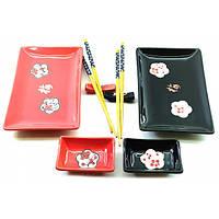 Набор для суши Цветы сакуры 2 персоны 32786