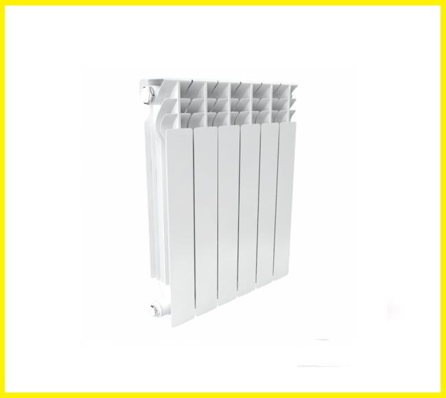 Алюминиевый радиатор Ekvator/Summer 85/500