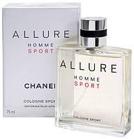Туалетная вода Chanel Allure Homme Sport Cologne (Шанель Аллюр Хом Спорт Кологен)