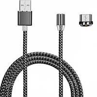 Магнитный кабель USB - Micro USB Magnetic 360